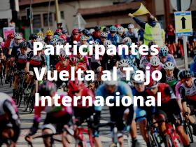 Participantes Vuelta al Tajo internacional