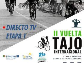 Vuelta al Tajo etapa 1 Sportpublic TV