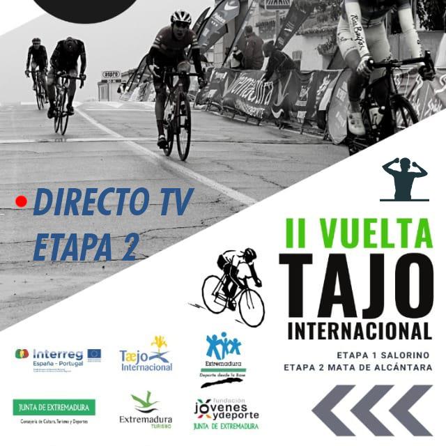 Vuelta al Tajo etapa 2 Sportpublic TV
