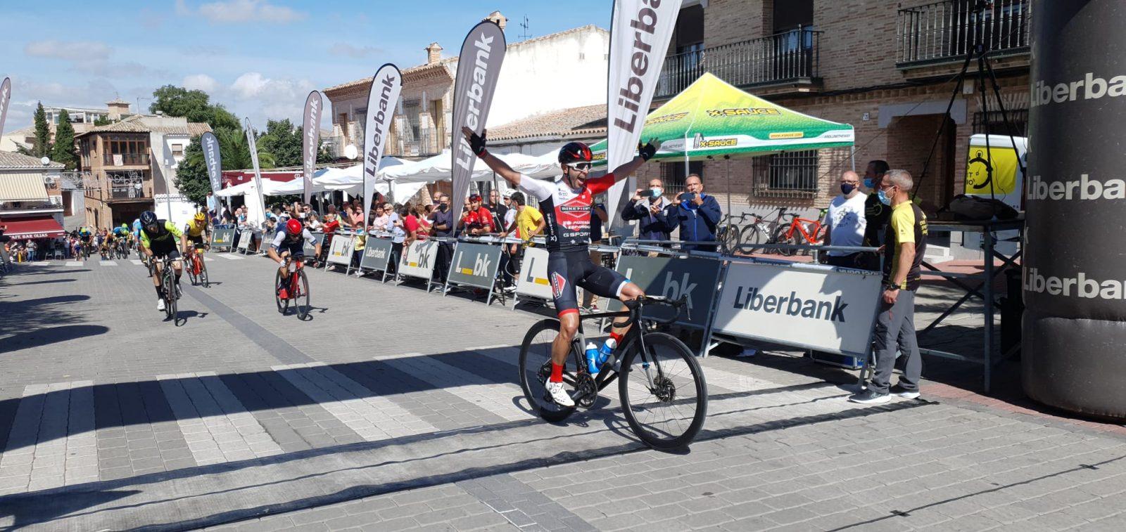 Javier Hernández Olías del Rey Tenerife BikePoint Pizzería Española
