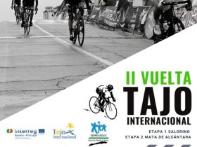 Cartel de la II Vuelta al Tajo Internacional