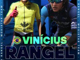 Vinicius Rangel Movistar Team
