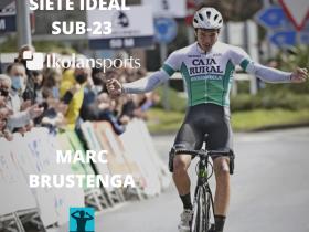 Siete Ideal sub-23 Marc Brustenga IkolanSport