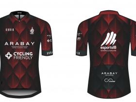 Maillot Arabay Cycling Friendly Team Balears