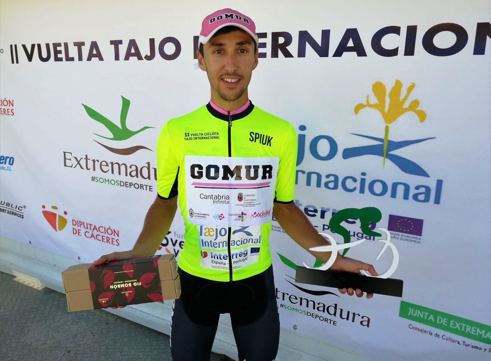 Ángel Coterillo Gomur Vuelta Tajo