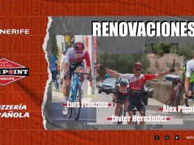 Renovación Tenerife Javier Hernández Flauzino Piquero