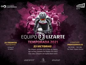 Equipo Lizarte 2021